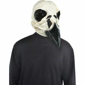 Halloween King Raven Skull Mask